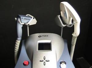 syneron emax laser machine image