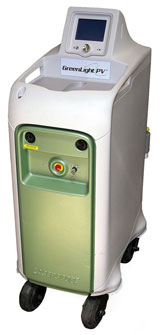 Used Laserscope Pvp Green Light Laser Machine For Sale