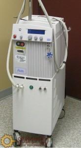 Laserscope Aura - Front