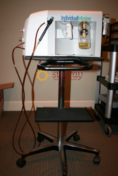 Used Envy Medical Silk Peel Laser Machine For Sale From