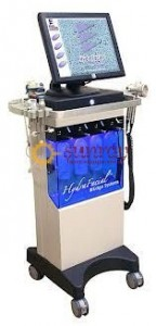 hydrafacial machine edge system